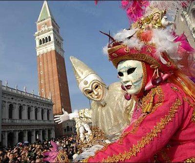 Karneval Venecija i otoci lagune