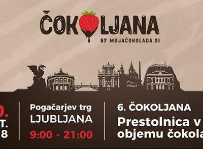 Čokoladni događaj u Ljubljani – Čokoljana
