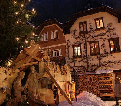 AUSTRIJSKA JEZERA, GOSAU I HALLSTATT            Polazak: 1.-2. prosinca