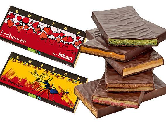 Tvornica čokolade ZOTTER & adventski Graz, Garantirani polazak