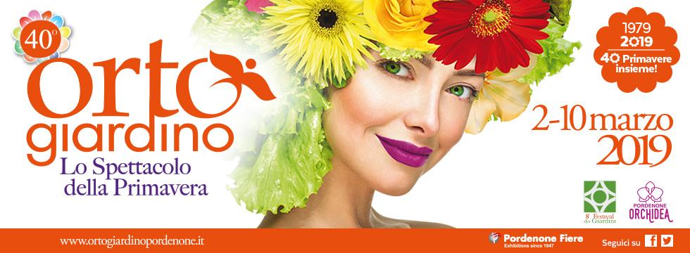 Pordenone – sajam cvijeća & Conegliano