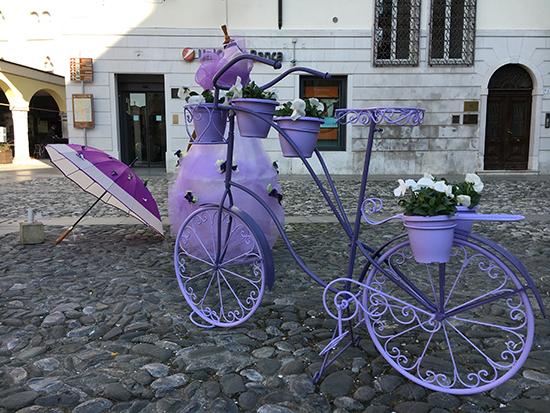 Festival ljubičica u Spilimbergu & Udine& Monte Grisa                 Garantirano!