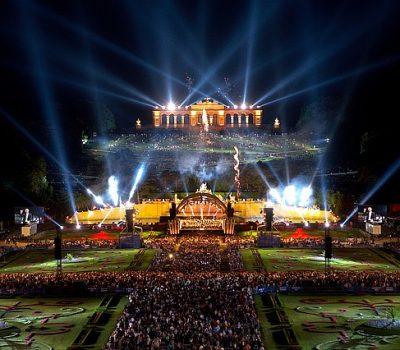 Tradicionalni BESPLATNI koncert bečke filharmonije u Beču