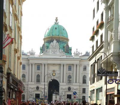 Graz – Željezno – Bratislava – Beč – Schönbrunn